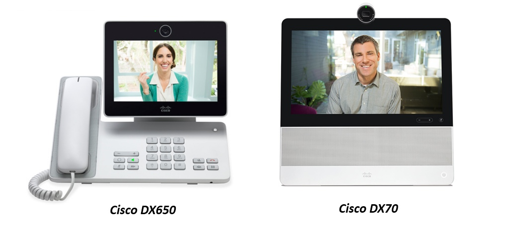 Cisco-DX-series