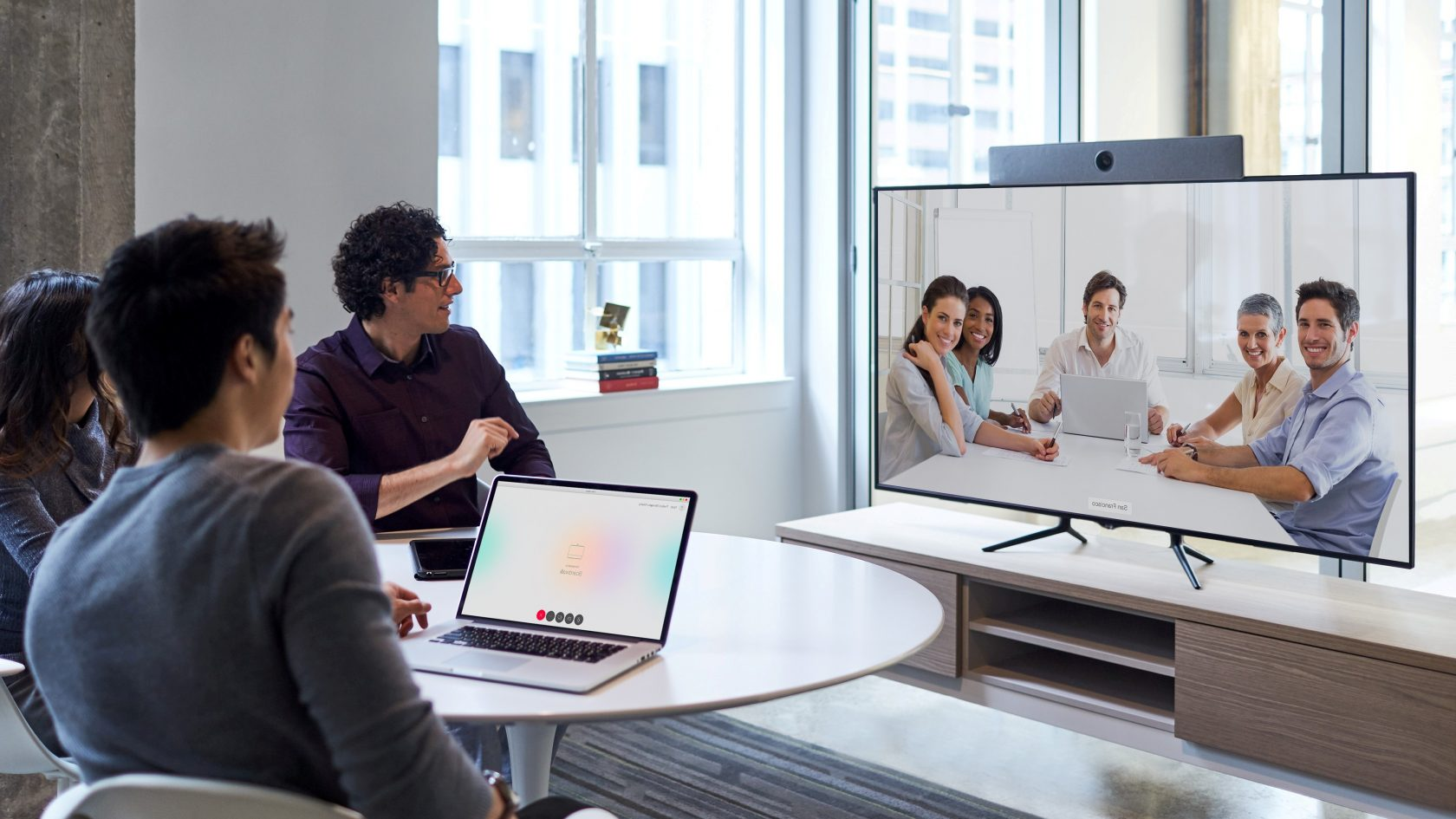 Explore the latest video conferencing technology