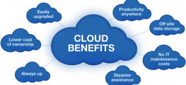 cloud benefits
