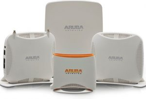 aruba access points