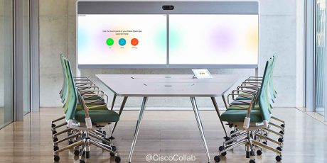 The Cisco Webex Room 70 Is An All In One Device With A