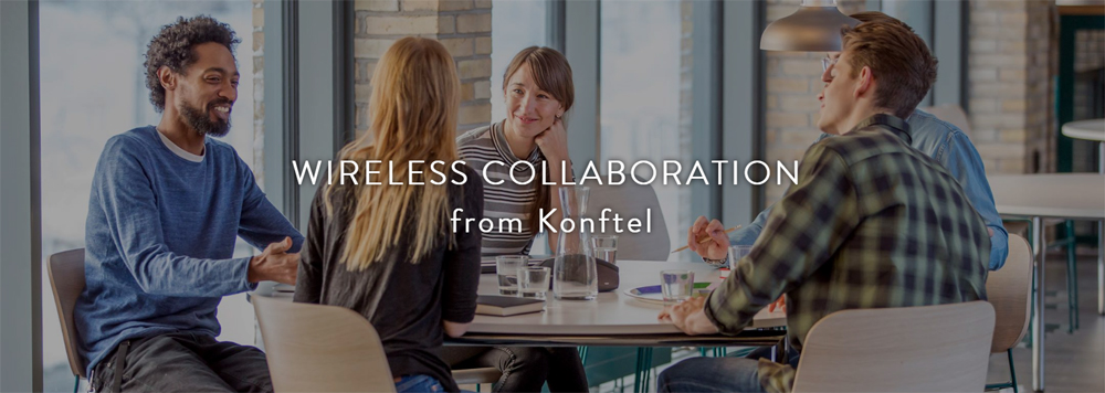 Konftel collaboration
