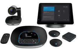 Bring meetings to life with Logitech Skype Room System