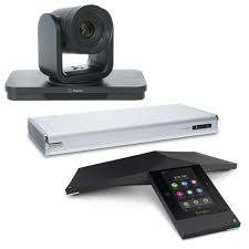 The Polycom Trio VisualPro is purpose-built for pairing with your Trio