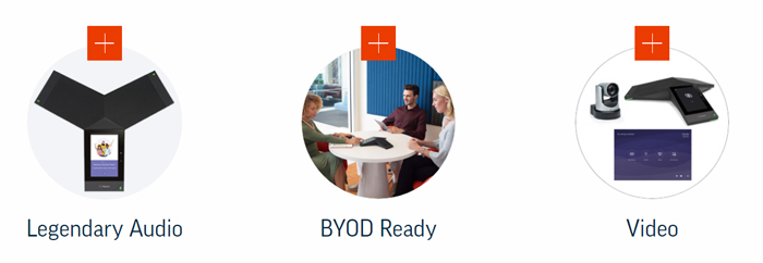 Polycom Trio and Microsoft Teams - Bundles - eVideo